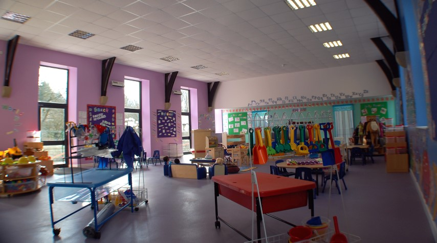 Rooms Diggle Day Nursery Oldham